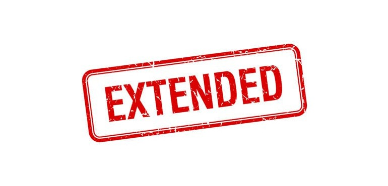 Image result for orders extended